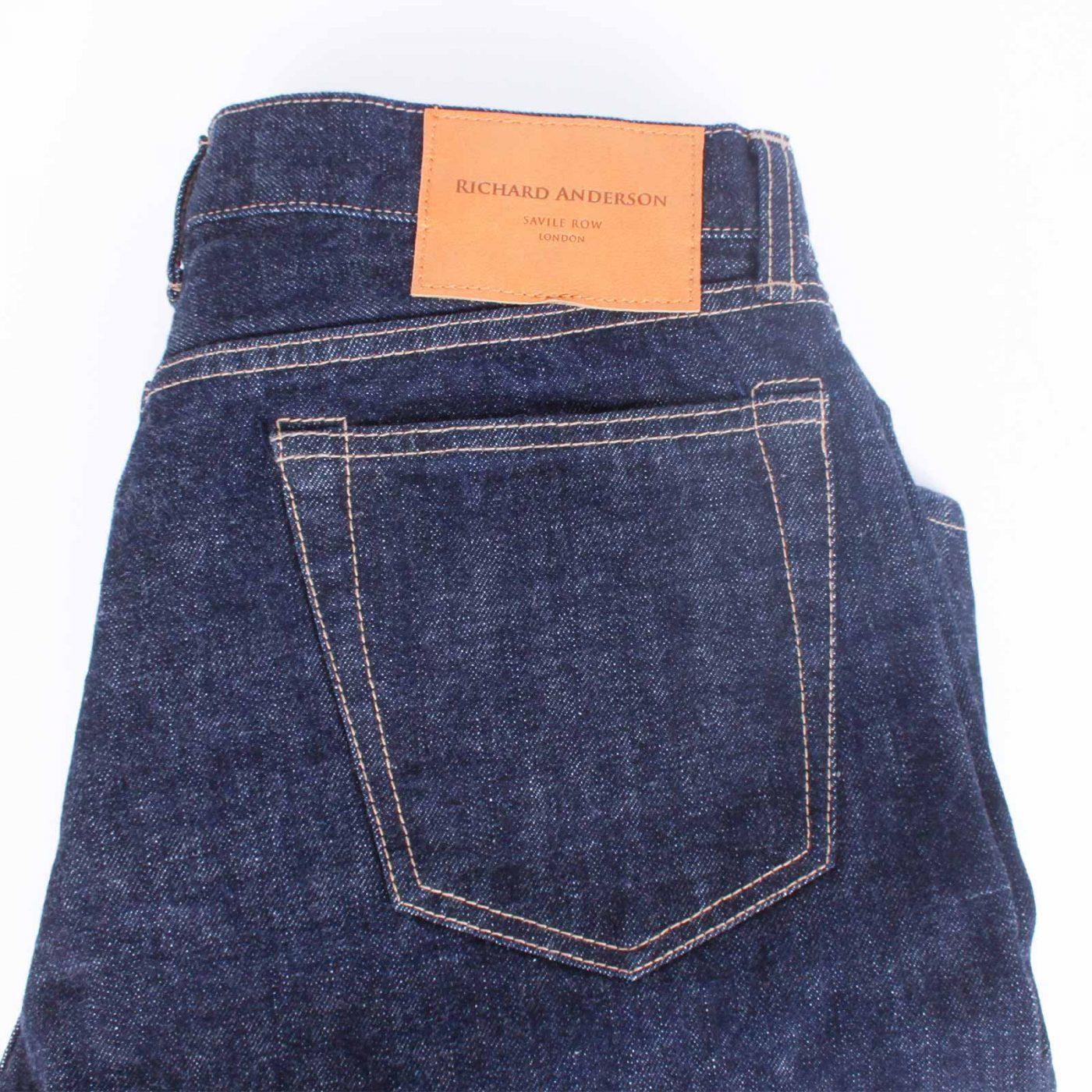 Kurashiki Japanese Denim Jeans
